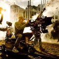 michael bay filming transformers 3
