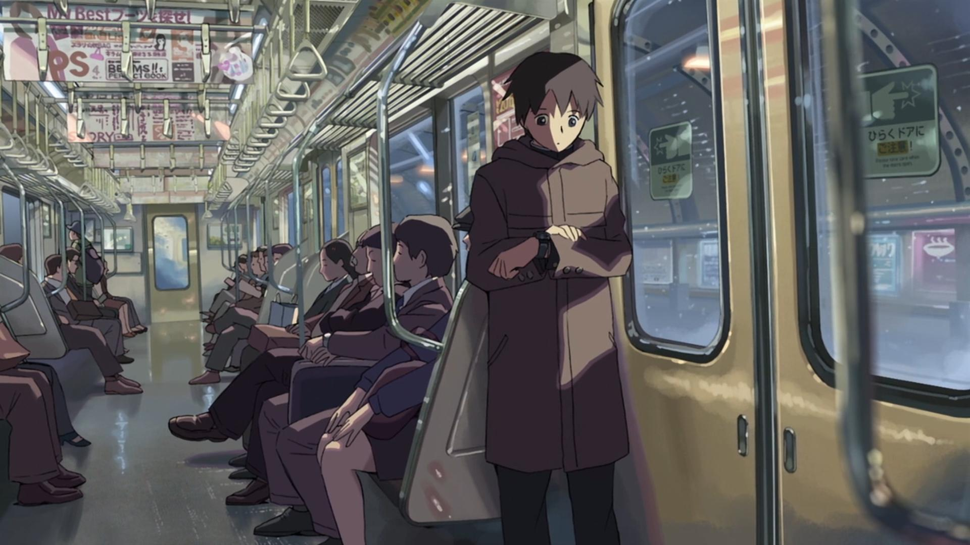 Anime monday 5 centimeters per second