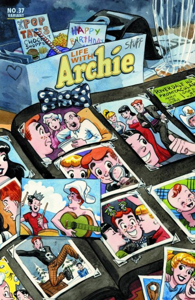 Life With Archie #37 000E Jill Thompson
