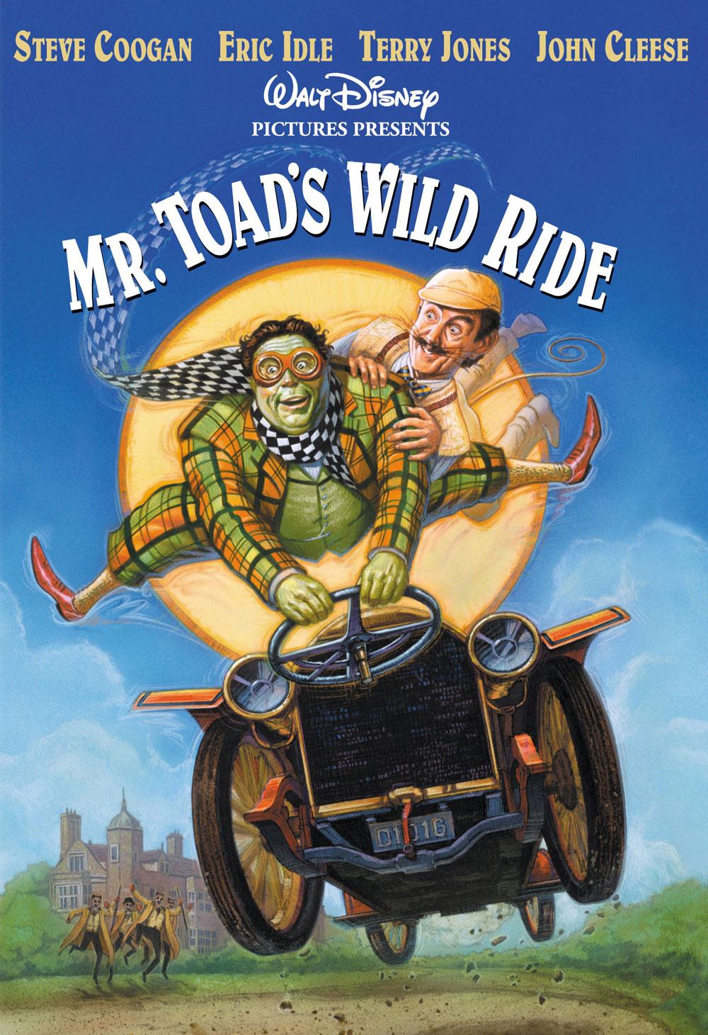 Mr Toads Wild Ride