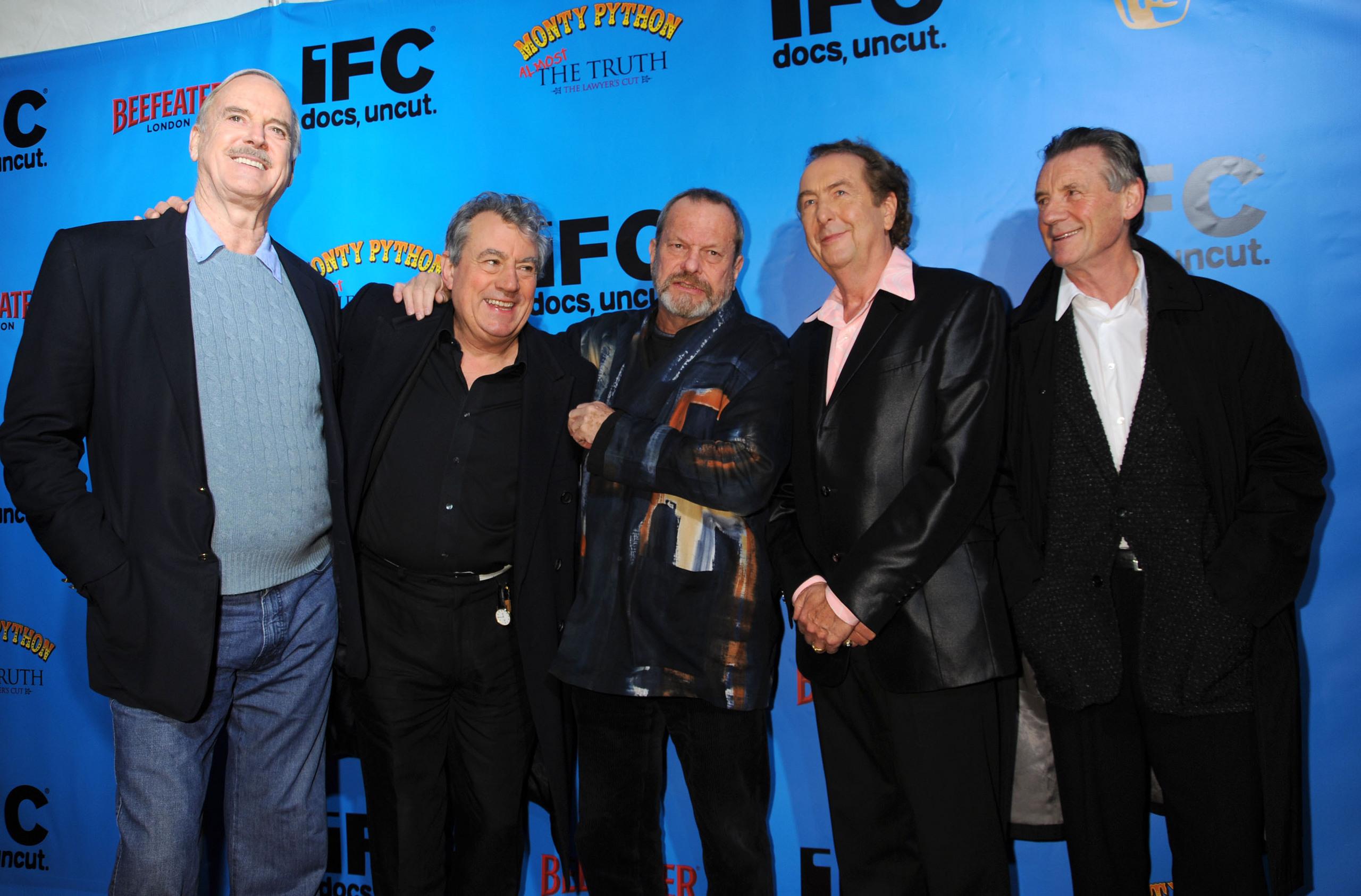 Old Monty Python