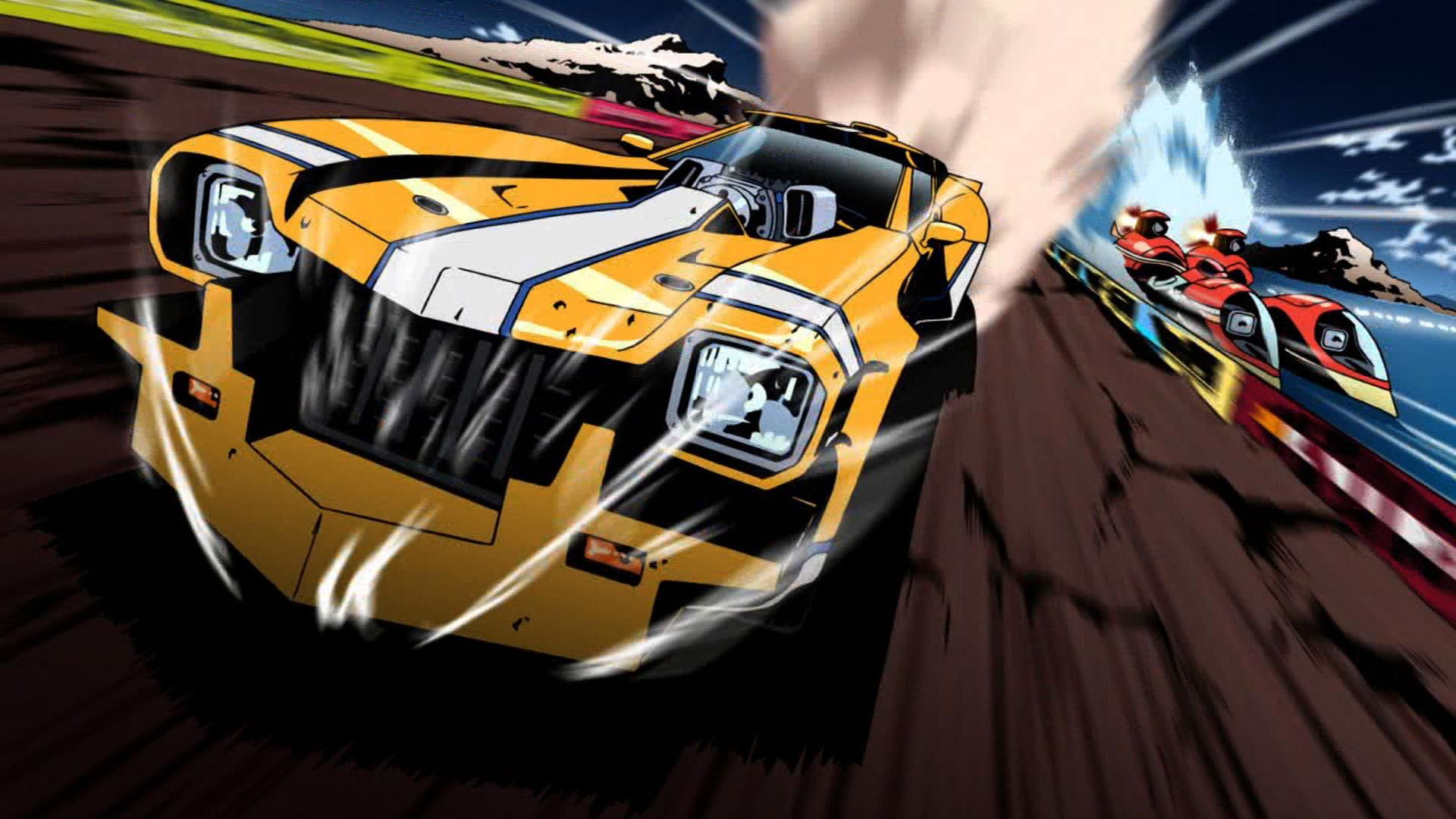 Wangan Midnight - Japanese Street Racing Film (HD) : cars
