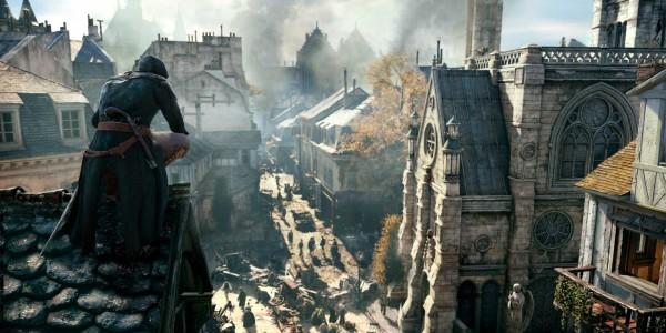 Assassin Creed Unity Large Paris