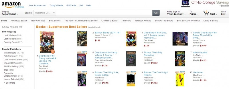 Amazon_Best Sellers