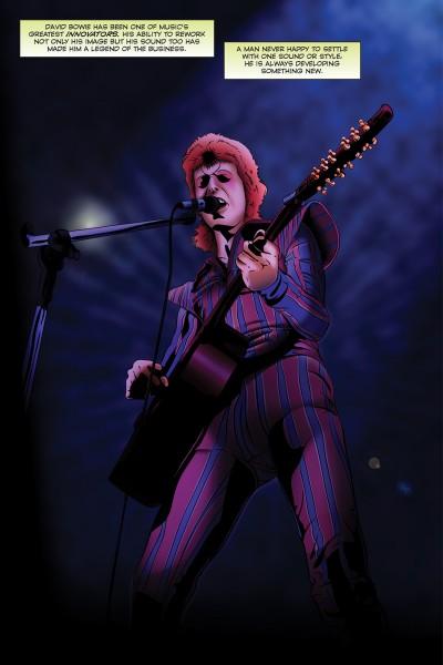 Fame David Bowie 1