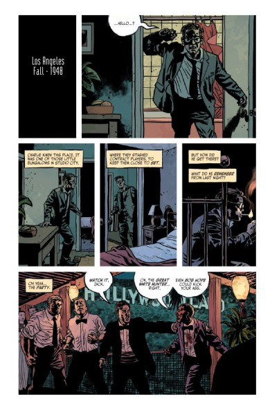 The Fade Out #1_Page3