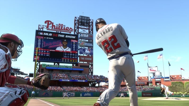 MLB The Show 14 screenshot batter
