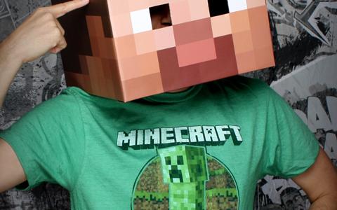 Minecraft Merch
