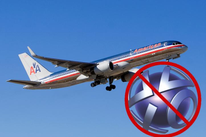 PSN plane bomb hack