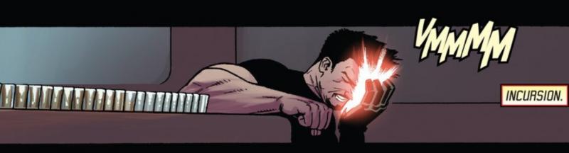 Tony Stark Suicide Attempt