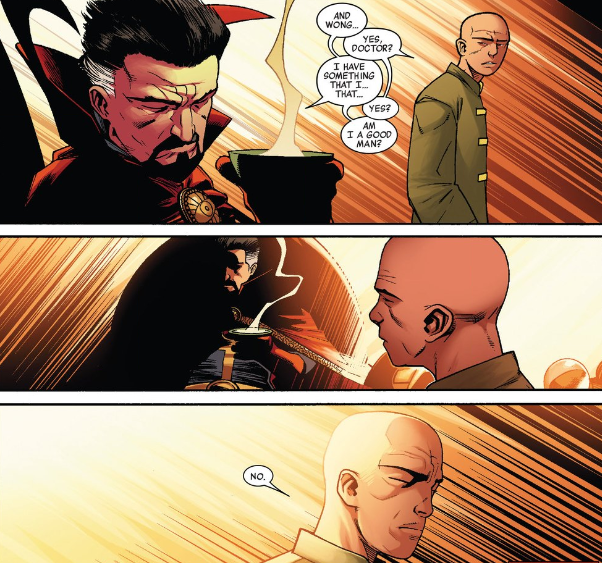 Doctor Strange is No Good