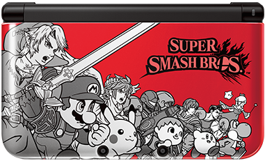 3DS_Red_Smash_Version