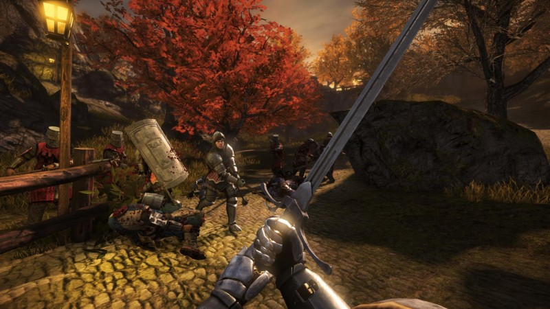 Chivalry Medieval Warfare screenshot sword