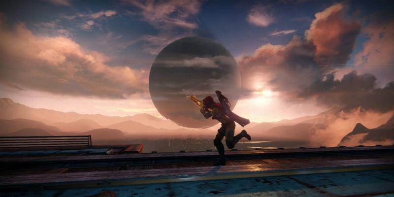 Destiny lone runner