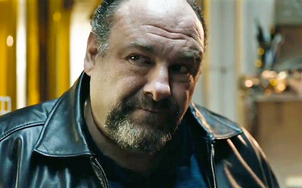 'The Drop' (2014) Trailer: James Gandolfini (Screengrab)