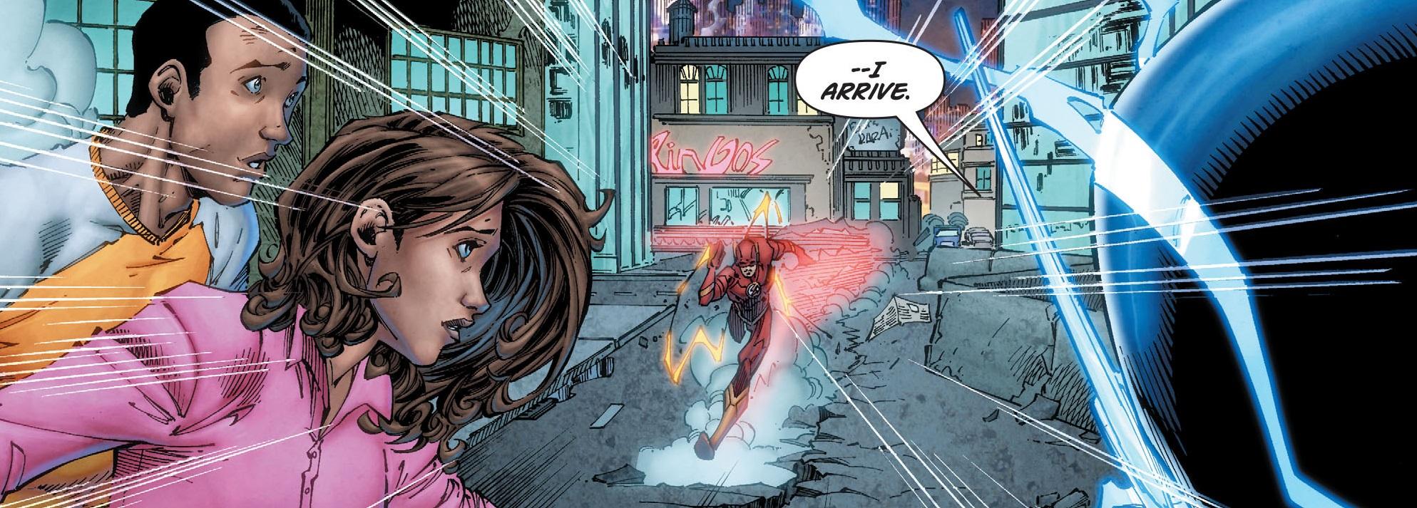 The Flash and Future Flash