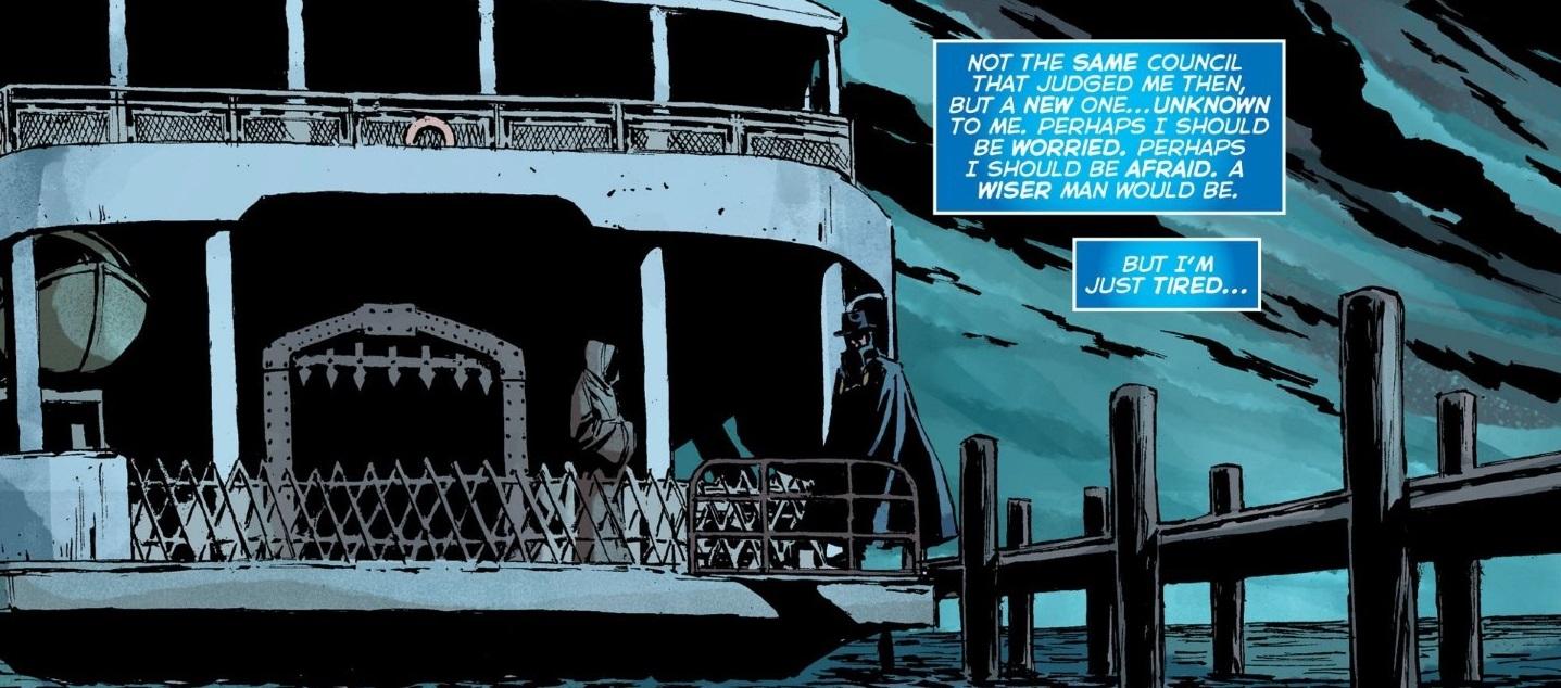 Phantom Stranger Futures End 1