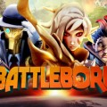 Battleborn logo wide