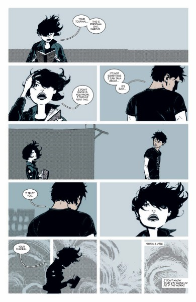 Deadly Class #8 Page3
