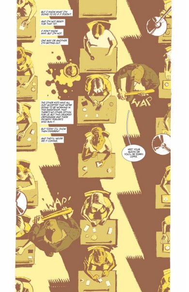 Deadly Class #8 Page4