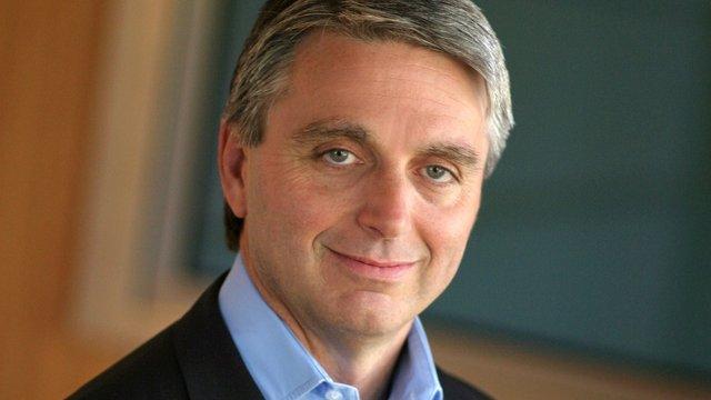 John Riccitello CEO EA