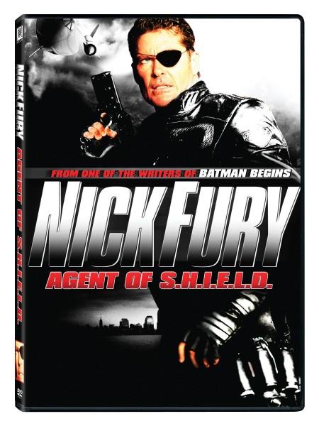 Nick Fury comic book tv shows
