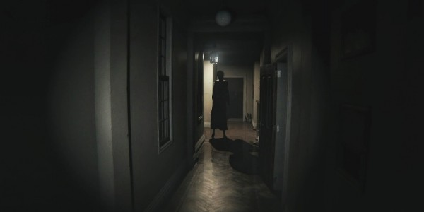 P.T. scary ghost 2
