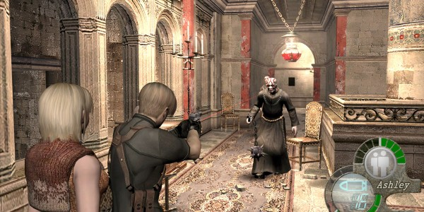 RE4 screenshot