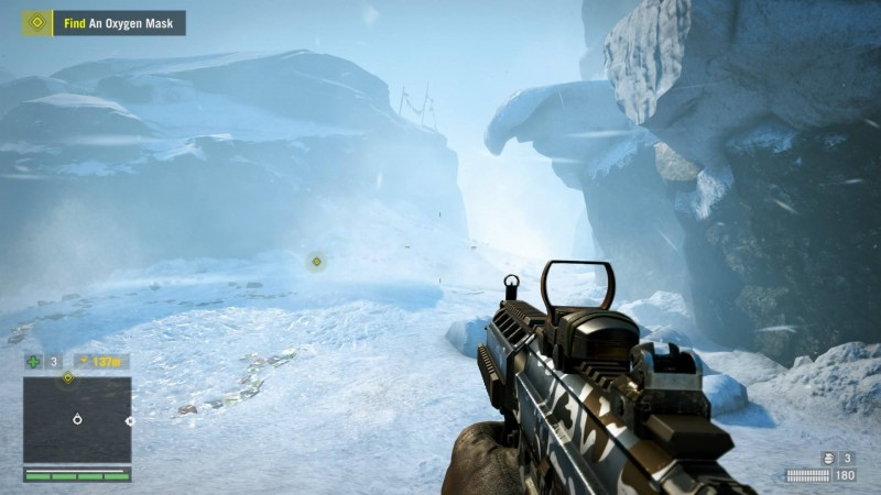 FarCry 4 snowy
