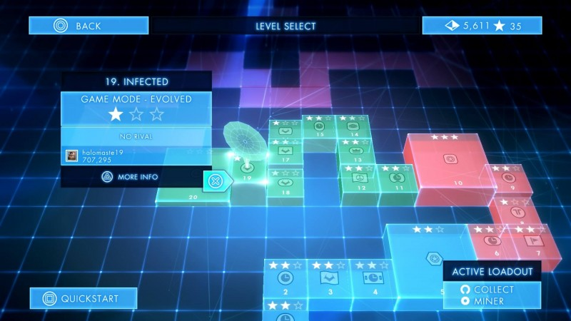 Geometry Wars 3 adventure mode
