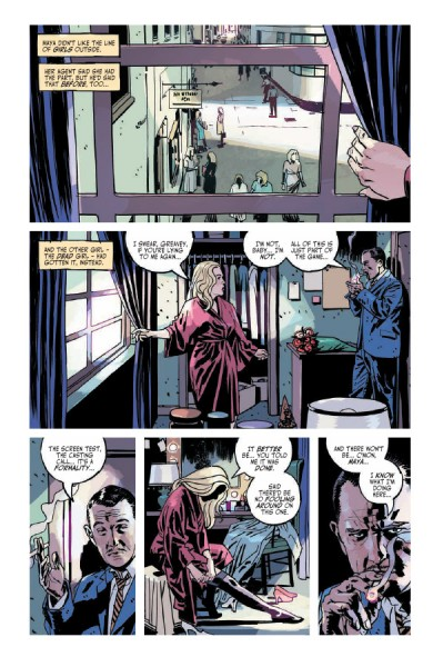 The Fade Out #3 Page 5