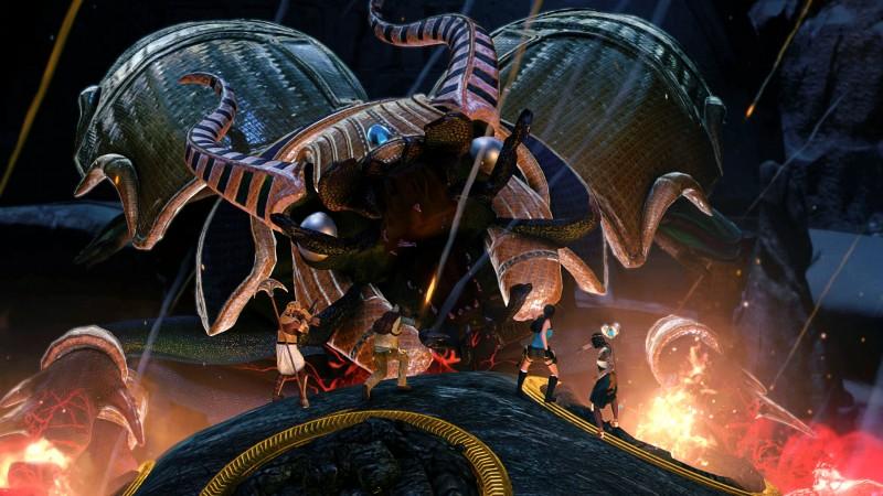 Lara Croft and the Temple of Osiris Khepri