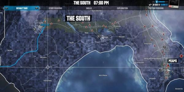 Map Check 1 Dallas