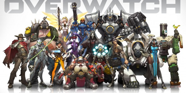 Overwatch Large artwork logo
