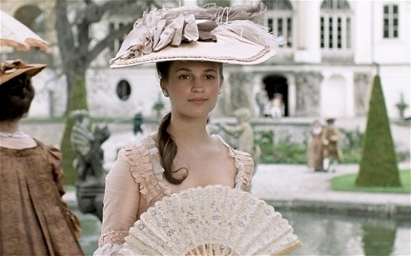 alicia vikander - a royal affair