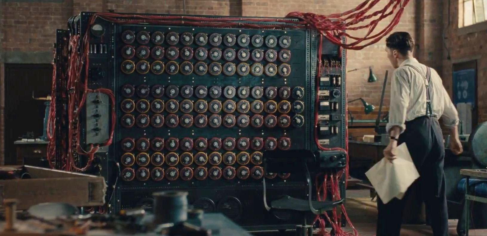 the imitation game - the machine