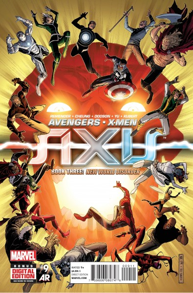 Axis 9 cover