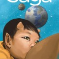 Comic Book Gift Ideas - Saga Deluxe v. 1