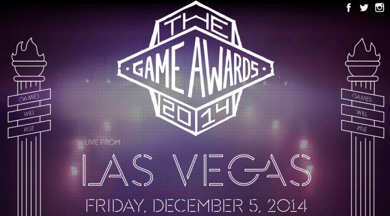 The game Awards Las vegas