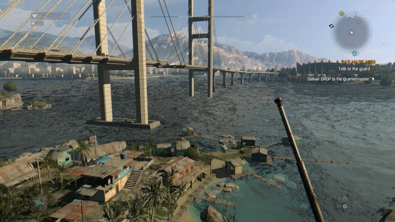Dying Light baton bridge HD
