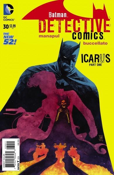 Best 2014 Detective Comics 30