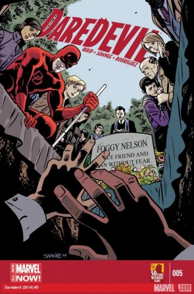 Daredevil #5 Cover