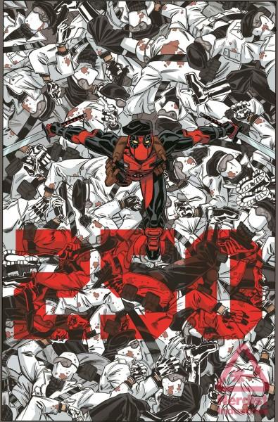 Deadpool #45 cover