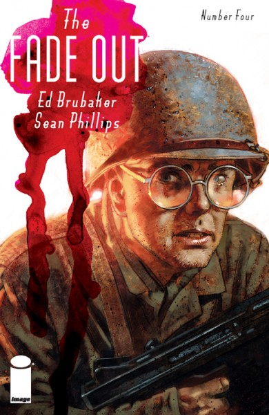 The Fade Out #4 cover