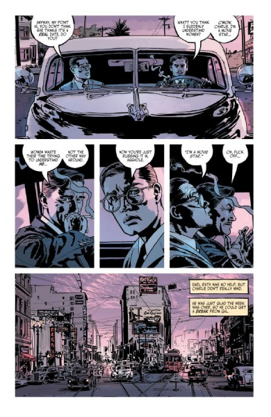 The Fade Out #4 Pg. 2