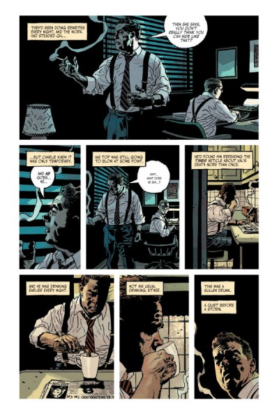 The Fade Out #4 Pg. 3