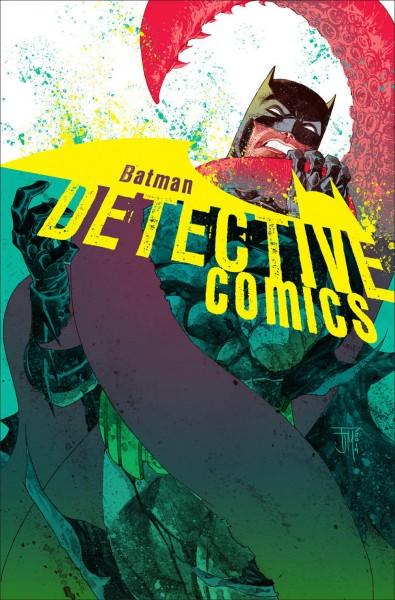 Francis Manapul Detective Comics Cover
