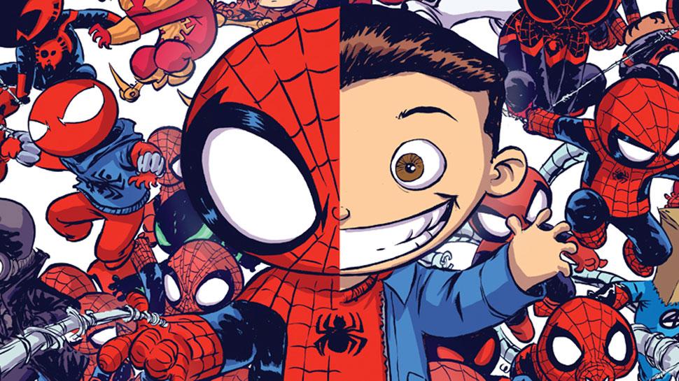 Spider-Verse by Scottie Young