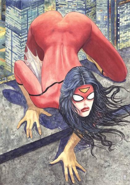 Worst 2014 Spider-Woman #1