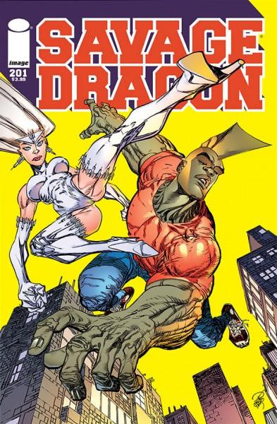 Worst 2015 Savage Dragon #201